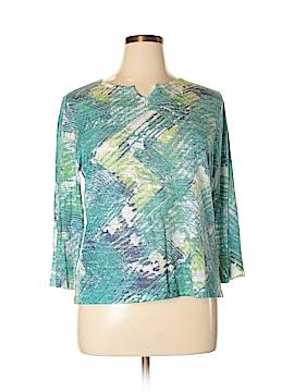 Breckenridge 3/4 Sleeve Top Size XL
