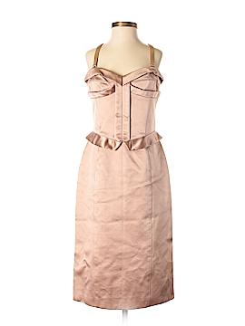 Burberry Prorsum Cocktail Dress Size 42 (IT)