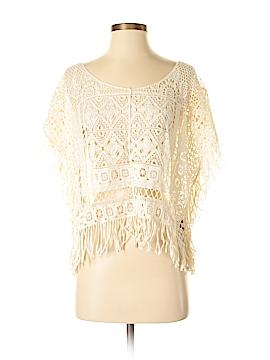 Lovely Girl Short Sleeve Blouse Size S