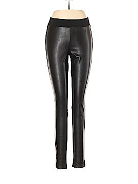 Drew Faux Leather Pants Size S