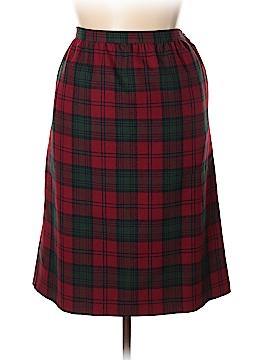 Alfred Dunner Wool Skirt Size 16