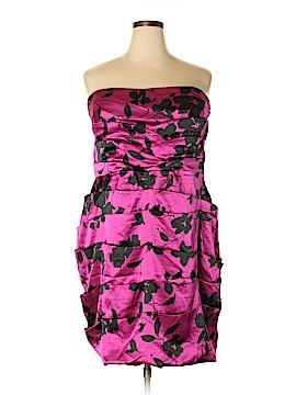 Snap Cocktail Dress Size 22 (Plus)