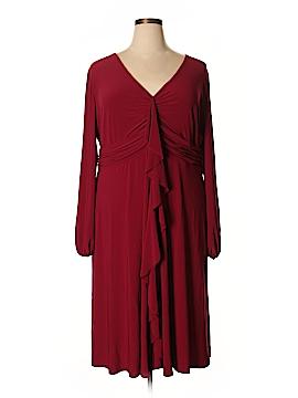 Jones New York Casual Dress Size 22 (Plus)