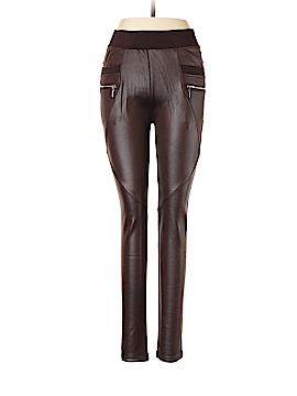 Julia Faux Leather Pants Size S