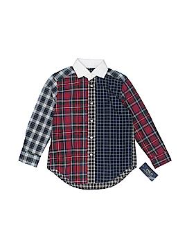 Polo by Ralph Lauren Long Sleeve Button-Down Shirt Size 4T - 4