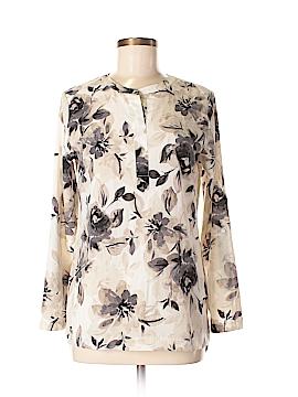 Van Heusen Long Sleeve Blouse Size XS