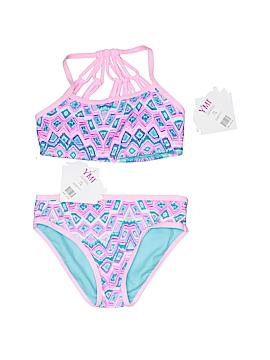 YMI Two Piece Swimsuit Size 7 - 8