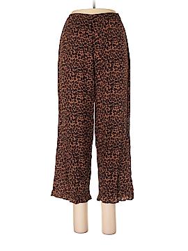 Cactus Flower Casual Pants Size S