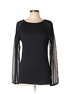 BCBG Paris Long Sleeve Top Size L