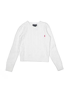 Ralph Lauren Pullover Sweater Size S (Kids)