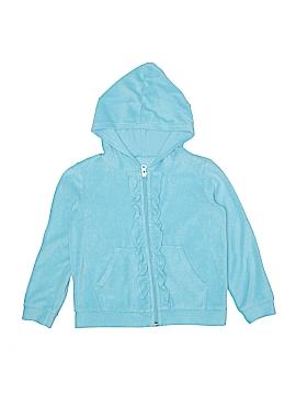 Garnet Hill Zip Up Hoodie Size M (Kids)