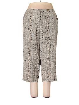 Avenue Linen Pants Size 10 (Plus)