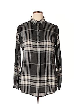 Burberry Long Sleeve Button-Down Shirt Size XL