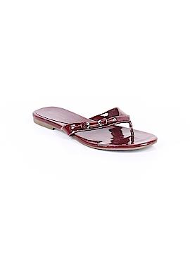 Ann Taylor Flip Flops Size 7