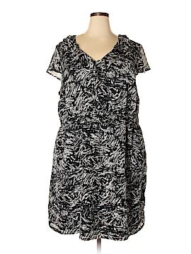 Merona Casual Dress Size 4X (Plus)
