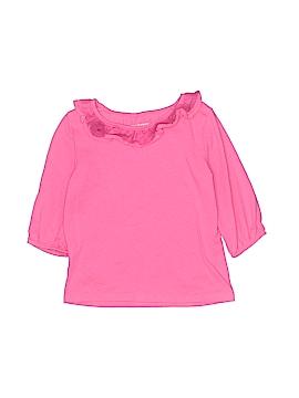 Genuine Kids from Oshkosh 3/4 Sleeve T-Shirt Size 4T