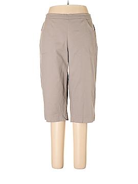 Just My Size Khakis Size 1X (Plus)