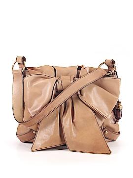 Yves Saint Laurent Rive Gauche Leather Shoulder Bag One Size