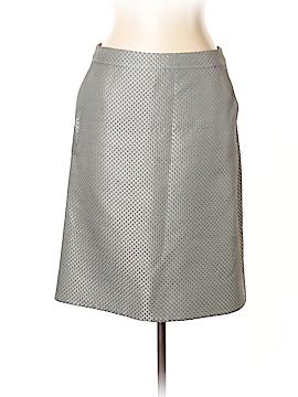 Akris punto Silk Skirt Size 10