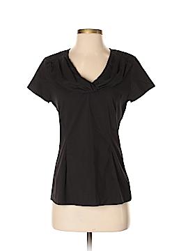 Kristin Davis Short Sleeve Blouse Size S