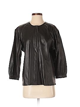 J. Crew Leather Jacket Size 2