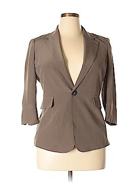 Faconnable Silk Blazer Size 10