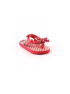 Disney Sandals Size 6-12 mo