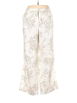 London Jean Linen Pants Size XL