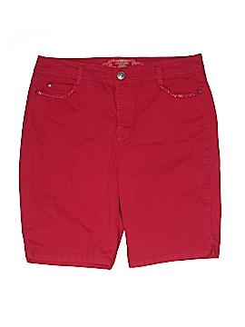 Hannah Denim Shorts Size 16 (Petite)