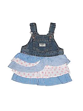 OshKosh B'gosh Overall Dress Size 9