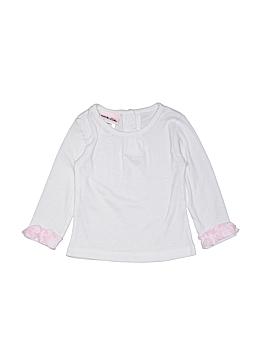 Little Lass Long Sleeve Top Size 18 mo