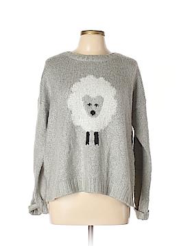 Eric + Lani Pullover Sweater Size L