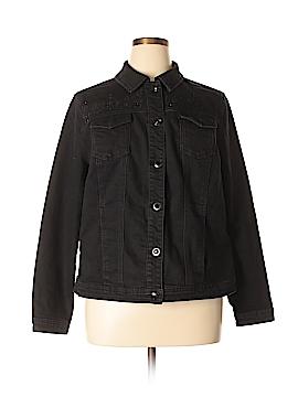 Avenue Denim Jacket Size 18 - 20 Plus (Plus)