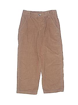 J. Khaki Cords Size 4
