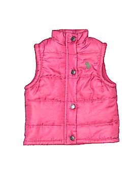 U.S. Polo Assn. Vest Size 6-9 mo