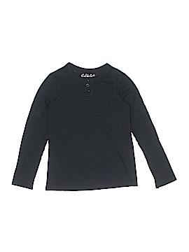 Fab Kids Long Sleeve Henley Size 6
