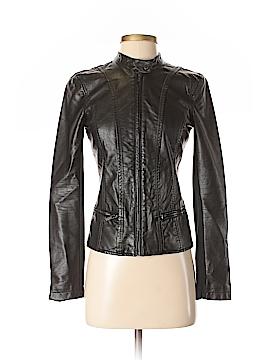 Express Faux Leather Jacket Size XS