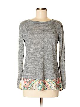 J Mode USA Long Sleeve Top Size M