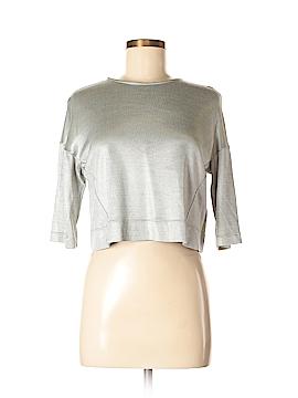 Emporio Armani Short Sleeve Top Size 36