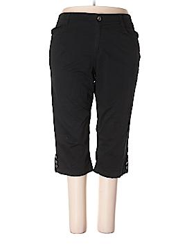 Just My Size Khakis Size 22 (Plus)