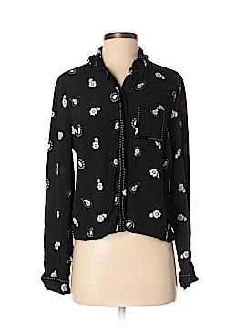 Topshop Long Sleeve Blouse Size 4