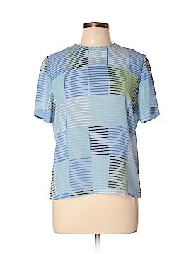 Bianca Nygard Short Sleeve Blouse Size 8