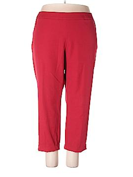 Lands' End Dress Pants Size 24 (Plus)