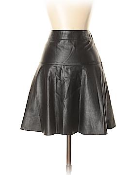 Banana Republic Faux Leather Skirt Size 4