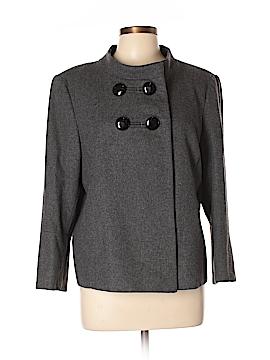 Ann Taylor LOFT Wool Coat Size L