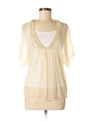 Saivana Short Sleeve Silk Top