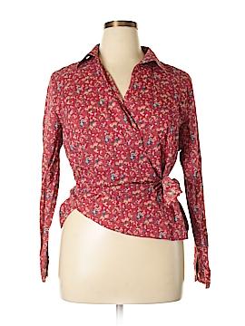 Ralph Lauren Long Sleeve T-Shirt Size 1X (Plus)