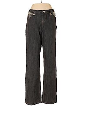 Cache Jeans Size 12