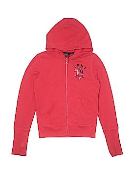 DKNY Zip Up Hoodie Size 12