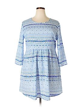 Unbranded Clothing 3/4 Sleeve Blouse Size 5X (Plus)